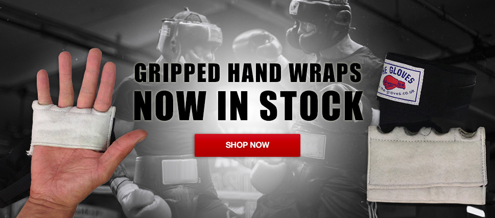 Buy The Gloves Gripped Handwraps