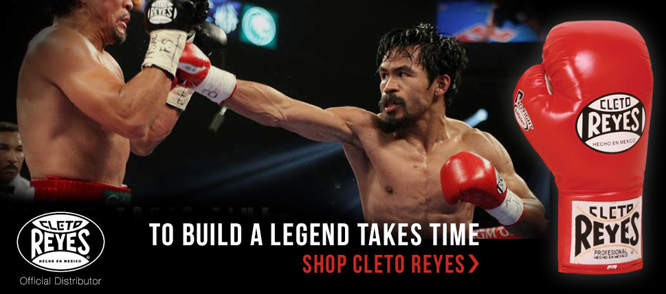 Shop Cleto Reyes Boxing Gloves - Only at the Gloves